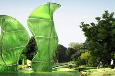 READER TIP: PhotoBioReactor Sculpture by BIOS | Inhabitat - Sustainable Design Innovation, Eco Architecture, Green Building