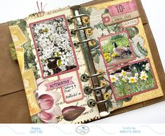 Elizabeth Craft Designs, Spring Photos, Glitter Cards, Green Pattern, Planner Pages, Art Pages, Hello Everyone, Pattern Paper, Design Crafts