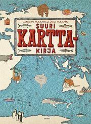 Image for Suuri karttakirja from Suomalainen.com