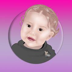 9 vind-ik-leuks, 1 reacties - Youtuber 📹 Graphic Designer 🖥 (@lisalisicadrawings) op Instagram: 'Hi guys👋🏼 Today I made the adorable Pip. She is the daughter from @dehuismuts I love her YouTube…'
