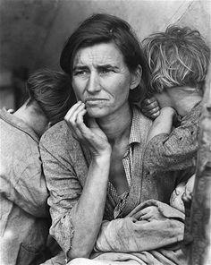 Depression 1936