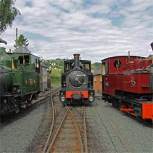 A very special weekend for the narrow gauge enthusiast!#Welshpool & #Llanfair Light #Railway's Steam Gala takes place on the 5th and 6th September!www.wllr.org.uk/events