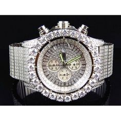 Diamond Watches For Men, Luxury Watches For Men, Expensive Watches, Expensive Jewelry, Gold And Silver Watch, Thick Gold Chain, Perfume, Cool Gadgets To Buy, Lab Created Diamonds