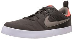 Lend a perfect finishing touch to your trendy casual outfits by wearing this pair of \'Nike Liteforce III \' sneakers by Nike. Featuring a chic synthetic upper with stitch detailing, these lace-ups for men are extremely light in weight.