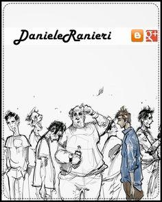 #danieleraineriartwork #comicsonline #comicsmagazine #editorial #comics #graphicnovels #magazine #ecomics #fumettimagazine #zavalacm