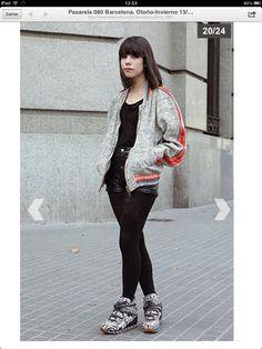 Bomber Jackets, Fashion, Fall Winter, Moda, Fashion Styles, Bomber Jacket, Fashion Illustrations