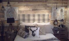 Mur intérieur en planche 3D clr blanc  Recuper-Arbre Decoration, Bed Pillows, Pillow Cases, 3d, Home, Barn Boards, White Walls, Bedrooms, Living Room