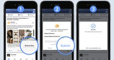 Marketers Will Drool Over Facebook's New Signup Ads That Auto-Fill Your Email Or Number  #RePin by AT Social Media Marketing - Pinterest Marketing Specialists ATSocialMedia.co.uk