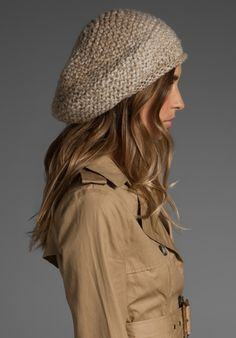 cute beanie for good or bad hairdays