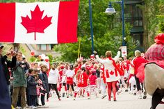 Canada Day in Whistler Village by GoWhistler, via Flickr #whistler #whistler events #robpalmwhistler
