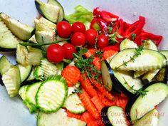 Πολύχρωμα λαχανικά  στο φούρνο!!!  http://zzcook.blogspot.gr/2014/04/blog-post_3.html
