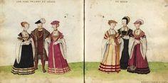 German Renaissance dress