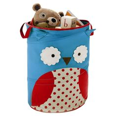 Skip Hop Pop Up Hamper, Owl