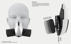 Air Diviser by Jung hyun Min, via Behance