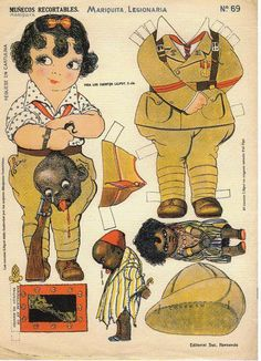 mariquita, a small facist and practitioner of genocide - not all paper dolls are for children!* 1500 free paper dolls at artist Arielle Gabriel's The International Paper Doll Society also free China paper dolls at The China Adventures of Arielle Gabriel, the Canadian travel site on Hong Kong & China