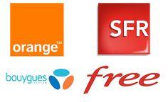 Antennes 4G : Orange et Free Mobile déploient en majorité, SFR les suit