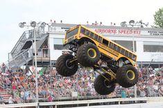 various monster trucks