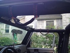 Paracord Grab Handles & Paracord Goodies - Page 5 - Jeep Wrangler Forum