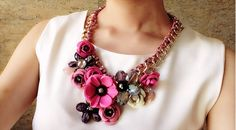 Necklace N16 Pink Rp. 185.000