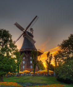 Wallmühle (Mill) in Bremen