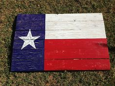 Texas Flag - DIY | Lady Ford's Blog About Everything!