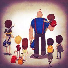 "Brothers/Goonies Never Say Die by Artist Andry ""Shango"" Rajoelina Os Goonies, Goonies Party, Mario Brothers, Cultura Pop, Donkey Kong, Breaking Bad, Movie Gifs, Animation, Art Series"