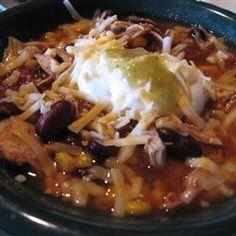 Chicken Tortilla Soup I Recipe - Allrecipes.com