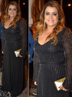 Preta Gil  Dieta da Moda: Preta Gil arrasa com vestido longo