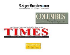Columbus, Georgia - Media
