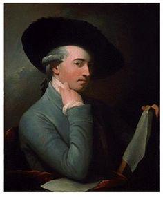 Benjamin West / Self-Portrait.