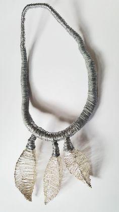 neckpieces – Ewa Badurek