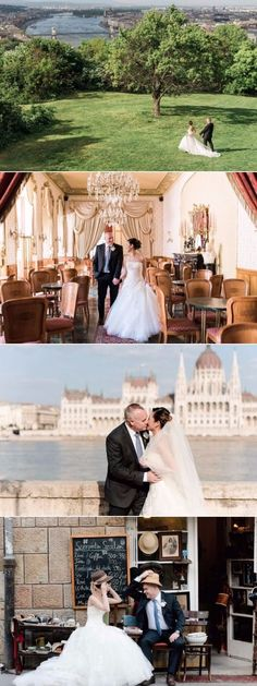 Budapest destination pre-wedding photoshoot: Romantic Budapest pre-wedding photoshoot amidst architectural splendours. - Architecture, Cafe, Garden, River, Citadel, Streets, Romantic, Dramatic