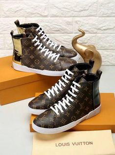 992cac619d3 28 Best LOUIS VUITTON TRAINERS MENS images in 2018 | Louis vuitton ...