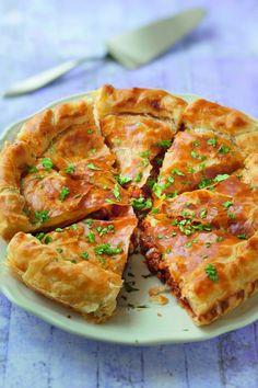 Beef Recipes, Cooking Recipes, Savory Tart, Family Kitchen, Iftar, Spanakopita, Kitchen Recipes, Bon Appetit, Sandwiches