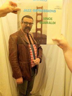 sleevefacing Vince Guaraldi