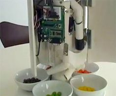 Skittles Sorting Machine | DudeIWantThat.com - I JUST got over this habit and now there's a machine to sort them?!?!?!