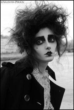 Valentin Perrin - Official Site - Realty Worlds Tactical Gear Dark Art Relationship Goals Goth Makeup, Makeup Inspo, Makeup Art, Makeup Inspiration, Character Inspiration, Hair Makeup, Photo Portrait, Portrait Photography, Dark Photography