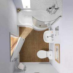 fotos baños pequeños