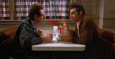 "Tom: ""...See, I'm gonna do the character like me, not like you."" Kramer: ""You gotta play him like me. I'm Kramer."""