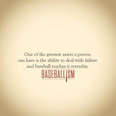 One of the greatest assets...