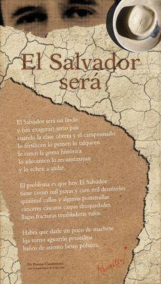 El Salvador será por Roque Dalton