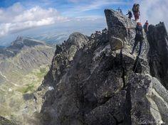 Mount Gerlach. Highest peak of Tatra Mountains