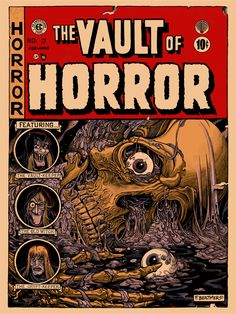 Tales from the Crypt -- HUGE fan of the television show, need to get my hands on the comics!