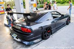 #Nissan #Silvia #S13_240sx #Modified #Stance #WideBody #JDM