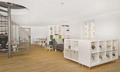 Vollausgestattete Arbeitsplätze in schickem Loftbüro #Büro, #Bürogemeinschaft, #Office, #Coworking, #München, #Munich