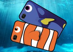 Couple+Nemo+Dory+iPhone+Case++Disney++Cover++by+TopQualityCase,+$17.49