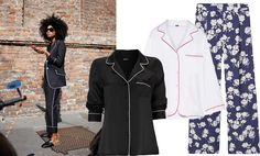 Låt pyjamasen följa med ut på gatorna i vår