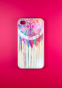 DreamCatcher Iphone CaseIphone 4 case Iphone 4s by MajesticCases