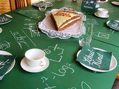 Habt Dank für eure lieben Wünsche zur Einschulung des kleinen Bruders! Gerne zeige ich euch hier noch unseren Kuchen und die Dekoration des...