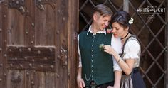 Canon Quick portrait checklist, photo by Andrej Nikolajew. Ancient Buildings, Town Hall, Beautiful Couple, Munich, Castle, White Dress, Europe, Interiors, Traditional